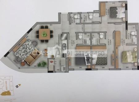 Apartamento 4 dormitórios em Capão da Canoa   Ref.: 9317