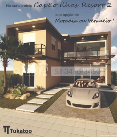 Casa em Condomínio 4 dormitórios em Capão da Canoa | Ref.: 9602